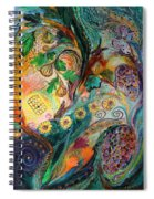 Seven Spices Of Holy Land I Spiral Notebook