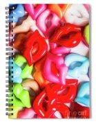 Sexy Lips  Spiral Notebook