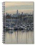Sfo Marina Spiral Notebook