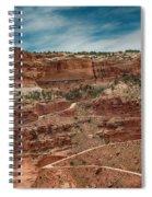 Shafer Trail. #2 Spiral Notebook