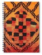 Shaman Tribal Badge Spiral Notebook
