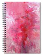 She Made Wind Chimes Spiral Notebook