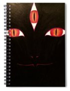 She Who Watches  Spiral Notebook