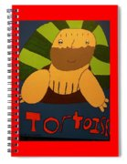 Sheldon Spiral Notebook