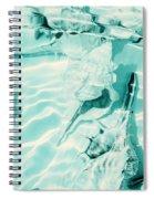 Shell Shallows Spiral Notebook