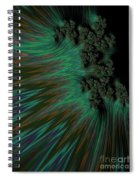 Sherwood Forest. Spiral Notebook