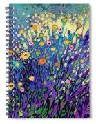 Shining Light Onto My Shadows Spiral Notebook