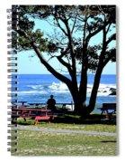 Ship Cove Park Spiral Notebook