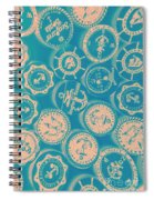 Ship Shape Nautical Designs Spiral Notebook