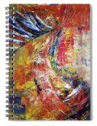 Side Effected Spiral Notebook