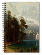 Sierra Nevada  Spiral Notebook