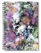 Silent Surface Spiral Notebook