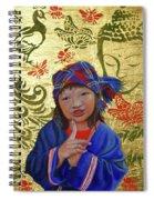 Silent Spiral Notebook