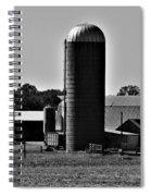 Silo Spiral Notebook