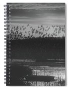 Simply Heaven Spiral Notebook