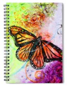 Sincere Beauty Spiral Notebook