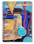 Singing My Song Spiral Notebook