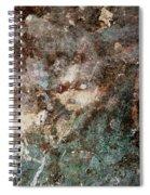 Sink Girl Spiral Notebook