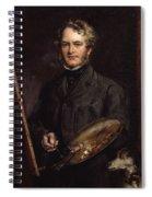 Sir Edwin Henry Landseer  Spiral Notebook