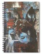 Skeeter Spiral Notebook