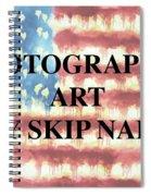 Skip Nall Spiral Notebook
