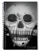 Skulldrudgery Spiral Notebook