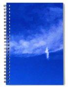 Small Vortex Spiral Notebook