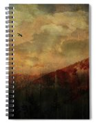 Smoky Morning Spiral Notebook