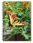 Snacking Spiral Notebook