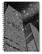 Snow Collection Set 03 Spiral Notebook