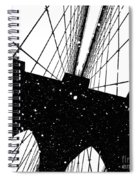 Snow Collection Set 06 Spiral Notebook