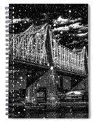 Snow Collection Set 10 Spiral Notebook