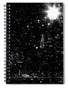 Snow Collection Set 11 Spiral Notebook