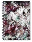 Snowcap Spiral Notebook