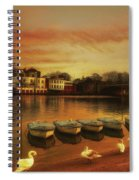 Soft And Warm Spiral Notebook