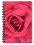Soft Rose Spiral Notebook