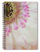 Softly Gerbera Spiral Notebook