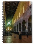 Song Spiral Notebook