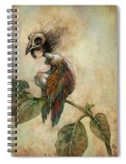 Soul Of A Bird Spiral Notebook