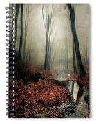 Sounds Of Silence Spiral Notebook