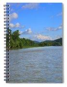 Southern Lake Champlain Spiral Notebook