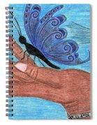 Soy El Amor Spiral Notebook