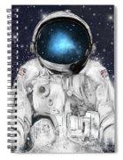 Space Adventurer  Spiral Notebook