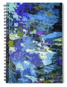 Space And Time Spiral Notebook