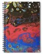 Space Odyssey Spiral Notebook