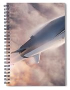Spacex Bfr Epic Launch Spiral Notebook