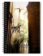 Spain Spiral Notebook