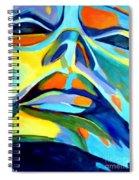 Speechless Yearning Spiral Notebook
