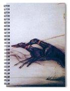 Speed - Digital Remastered Edition Spiral Notebook