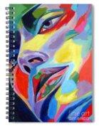 Spellbound Heart Spiral Notebook